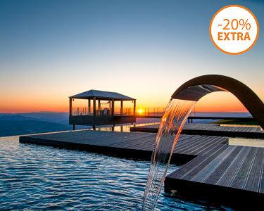 Hotel & Spa Alfândega da Fé 4* | Noite Relax & Jacuzzi Suspenso