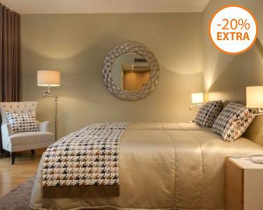 Alva Valley Hotel | Noite a Dois junto à Serra da Estrela | Tranquilidade & Descoberta!