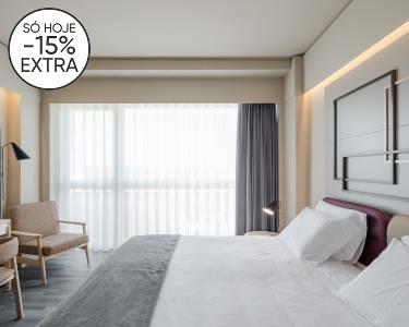 Axis Ofir Beach Resort 4* | Noite de Romance com Jantar Junto ao Mar