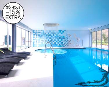 Duecitânia Design Hotel 4* & SPA - Coimbra | 2 Noites Relax c/ Massagens