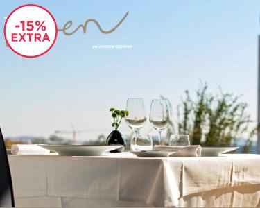 Apaixonante Almoço para Dois no Eleven - Estrela Michelin | Lisboa