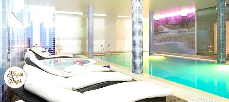 Hotel Ílhavo Plaza & Spa 4* | Noites c/ SPA & Opção de Jantar, Massagem ou Passeio Moliceiro
