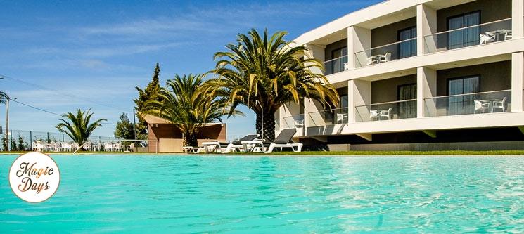 Hotel dos Zimbros 4* - Sesimbra   1 a 3 Noites Românticas c/ SPA