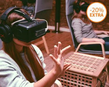Lostroom Lisboa - A Realidade Virtual para 2 a 6 Pessoas   Escape The Cosmos!