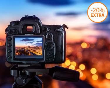 Workshop de Fotografia 6 Horas + Certificado   Belém - Luz do Deserto   1 ou 2 Pessoas