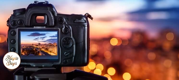 Workshop de Fotografia 6 Horas + Certificado | Belém - Luz do Deserto | 1 ou 2 Pessoas