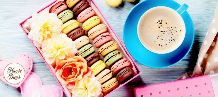 Workshop de Macarons 2 Horas | My Cake Store | 1 ou 2 Pessoas