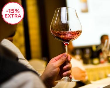 Prova de Vinhos Premium + Visita a Adega e Museu | 2 ou 4 Pessoas | 1h30 | Vila de Cheleiros - Mafra