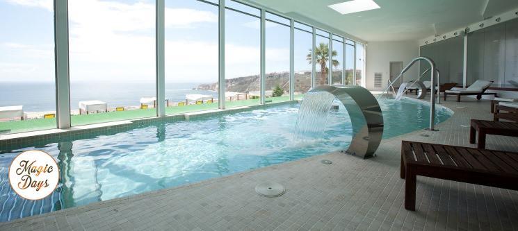 Miramar Hotel & SPA 4* - Nazaré   1 ou 2 Nts com Spa e Opção de Jantar & Massagem