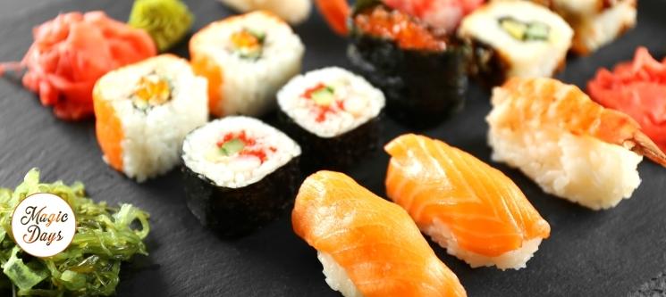 Workshop de Sushi 4 Horas + Refeição + Diploma | Lisboa