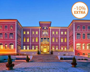 Palace Hotel Monte Real 4* - Leiria | 1 a 3 Noites & Circuito de Spa