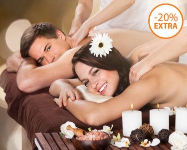 Spa Experience a Dois: Massagem Bamboo & Acesso Spa | 1h | Vila Galé Cascais ou Estoril