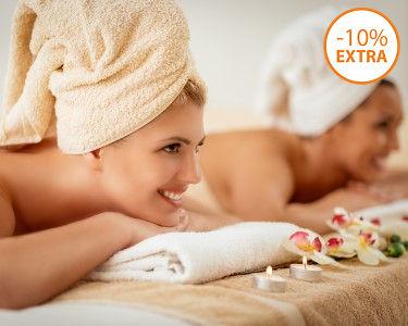 Presente Mulheres Especiais: Massagem Corpo Inteiro & Spa para Duas | Vila Galé Cascais ou Estoril