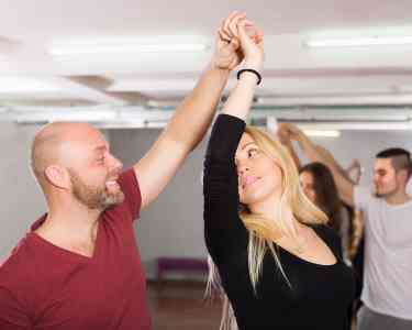 Dança e Movimento a 2 | Lisboa