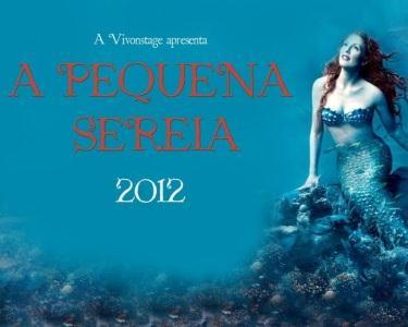 Musical 'A Pequena Sereia'