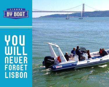 Lisbon by Boat - Doca de Belém | Padrão dos Descobrimentos |  Torre de Belém | Cristo Rei