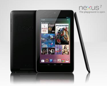 Tablet Google Nexus 7 | Wi-Fi 16GB | O Melhor da Tecnologia