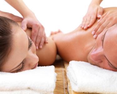 Ritual Zen a Dois   Relax Massage + Hidratação Rosto & Chá c/ Bombons   Matosinhos