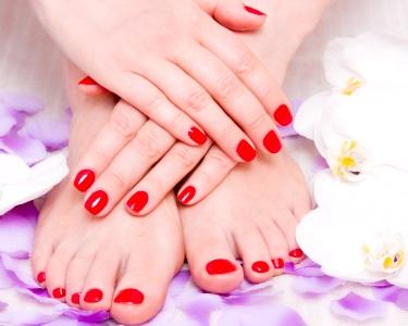 Manicure e Pedicure SPA | Sinta-se Sexy!