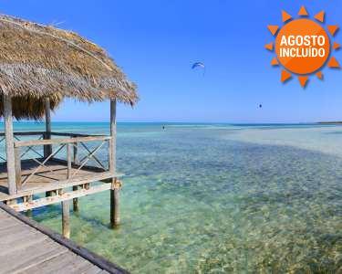 Cayo Coco | 7 Noites em Tudo Incluído no Paraíso Cubano