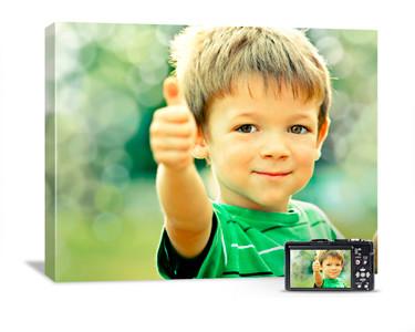 Tela c/Foto 100% Personalizada   10 Tamanhos à Escolha