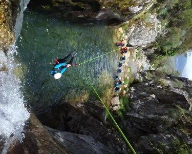 Canyoning com Fotos e Vídeos | Parque Natural Peneda Gerês