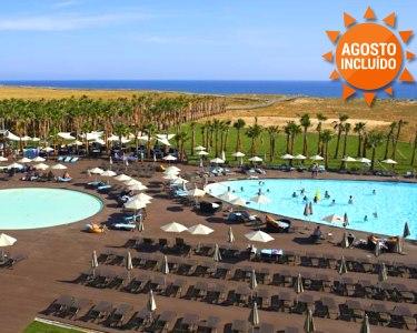 Resort 5* no Algarve - 3 ou 5 Nts em Meia Pensão | Praia dos Salgados