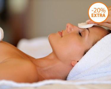 Spa Facial c/ Microdermoabrasão e Terapia do Oxigénio | 5 Clínicas Sorria