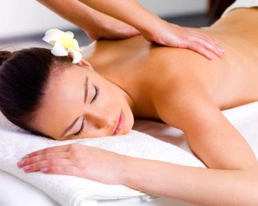 1 ou 4 Massagens às Costas | 30 Minutos | Clínica Naturalyrio - Carcavelos