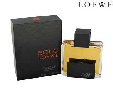Perfume Solo Loewe - EDT 50ml ou 75ml