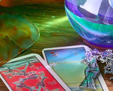 Consulta de Tarot - 1 Hora | Presencial ou Telefone | Saldanha