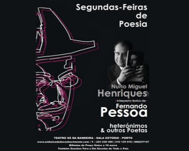 «A Minha Pátria é a Língua Portuguesa»   Fernando Pessoa & Heterónimos