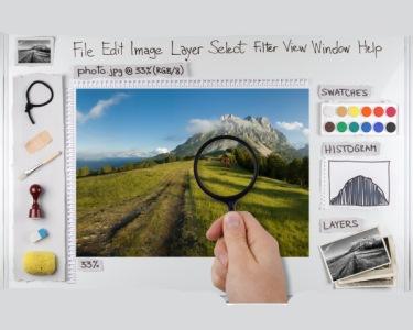 Curso Online de Photoshop & CorelDraw   Acesso Ilimitado