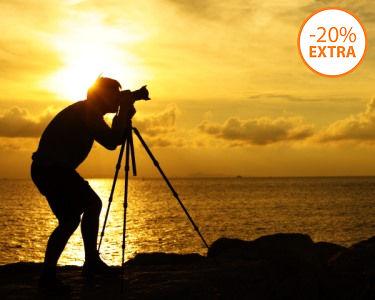 Curso de Fotografia   Teórico e Prático   3 ou 6 Meses - Belém