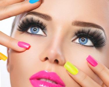 Aplicação de Verniz Gel | Mãos Bonitas e Coloridas | 2 Locais