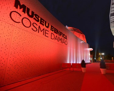 Pack SLB: Visita ao Museu e Estádio da Luz + Oferta de Cachecol