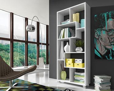Estante Deluxe Vertical | Design Moderno e Funcional
