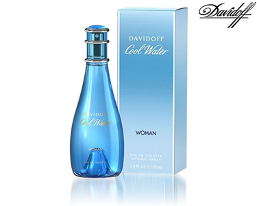 Perfume Euphoria Calvin Klein | EDT 100 ml -> Escolha o seu perfume -> Cool Water Woman edt vapo 100 ml