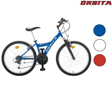 Bicicleta Y24 Órbita®   Escolha a Cor