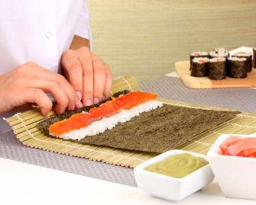 Workshop Sushi SCHOOL & Degustação | 1 ou 2 Pessoas | 4 Locais