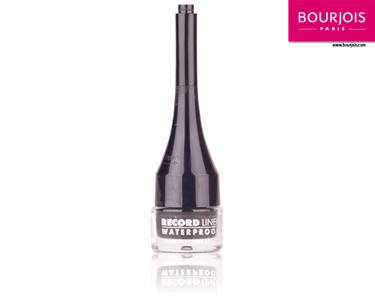 Eyeliner Preto Bourjois® | À Prova de Água e Longa Duração