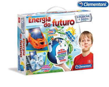 Energia do Futuro - Ciência e Jogo | Clementoni®