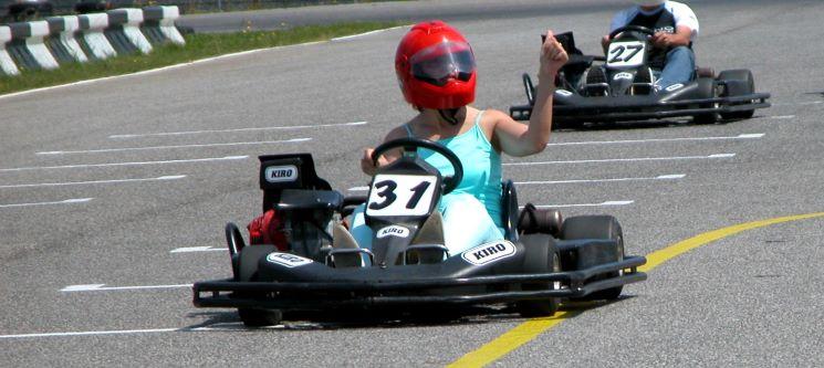 Karting no Kartódromo do Oeste | 30 Minutos - 1 ou 2 Pessoas