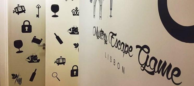 Mystery Escape Game! Diversão e Enigmas   2 a 5 Pessoas   Lisboa