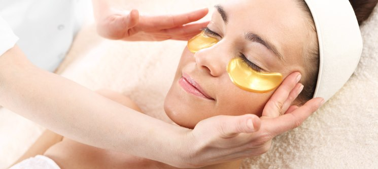Gold Facial Spa - Radiofrequência & Máscara de Ouro | Genesis - 2 Locais
