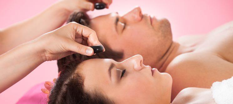Massagem Sensorial + Ritual Espumante & Frutos   2 Pessoas   Matosinhos