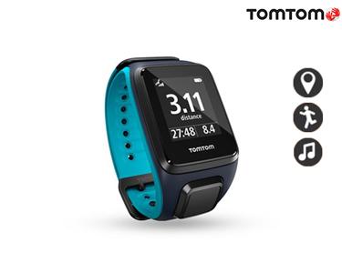 TomTom® Runner 2 Fitness Cardio | Music & GPS