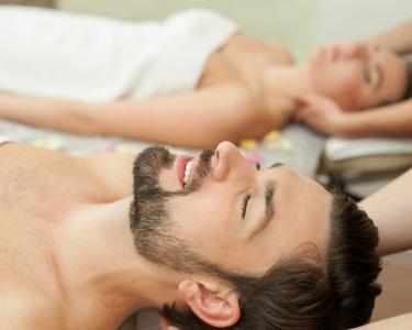 Reflexologia, Massagem Aromaterapia & Head Massage a Dois | 55 Min. | Carnide