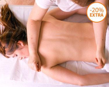 2 Massagens Terapêuticas ou Desportivas | Adeus Dores Musculares! 3 Locais
