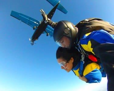 Salto Tandem a 3000m de Altitude | Castelo Branco - Sky Fun Center